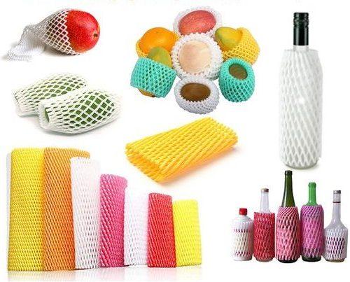 Style foam net
